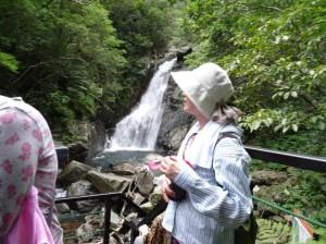 """やんばるの""""自然を身近に感じる""""比地大滝ツアー"""