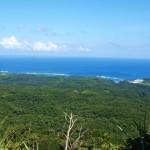 やんばる太平洋を望む